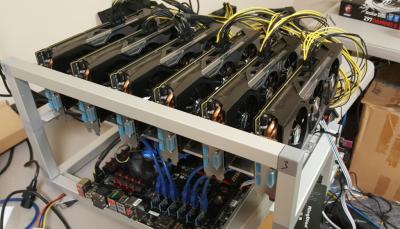 6 GPU Mining Rig